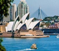 Sydney and Bondi Beach…