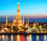 6 giorni intorno Thailandia